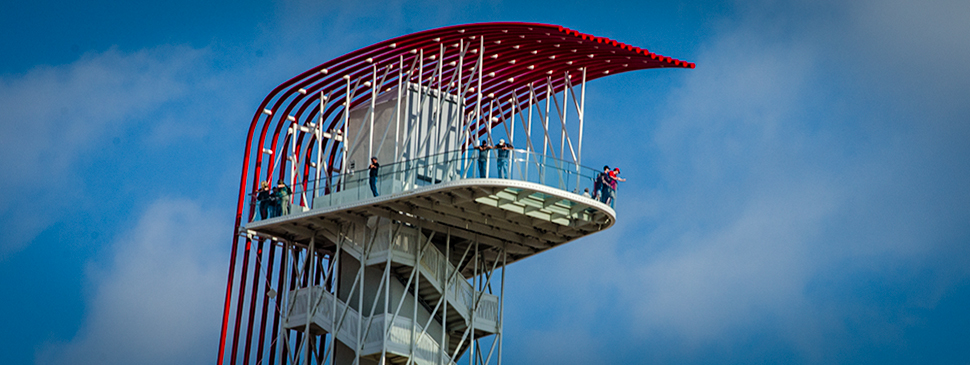 Observation Tower - Circuit of the Americas